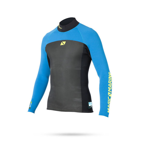 Magic Marine Neopren-Top 'Ultimate Vest L/S 3mm'
