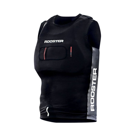 Rooster Stretch-Top 'Pro Compression Bib'