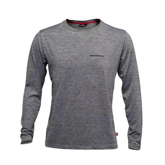 Rooster Longsleeve 'Quick Dry UVF50+ Tech' für Kinder
